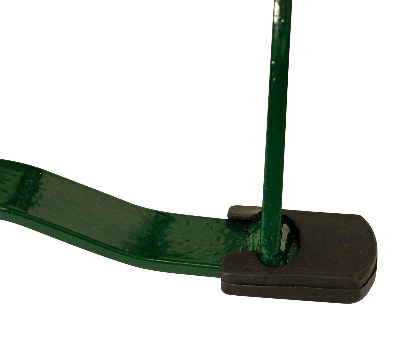 Bodenschoner für Flachstahlmöbel, 4-er Satz
