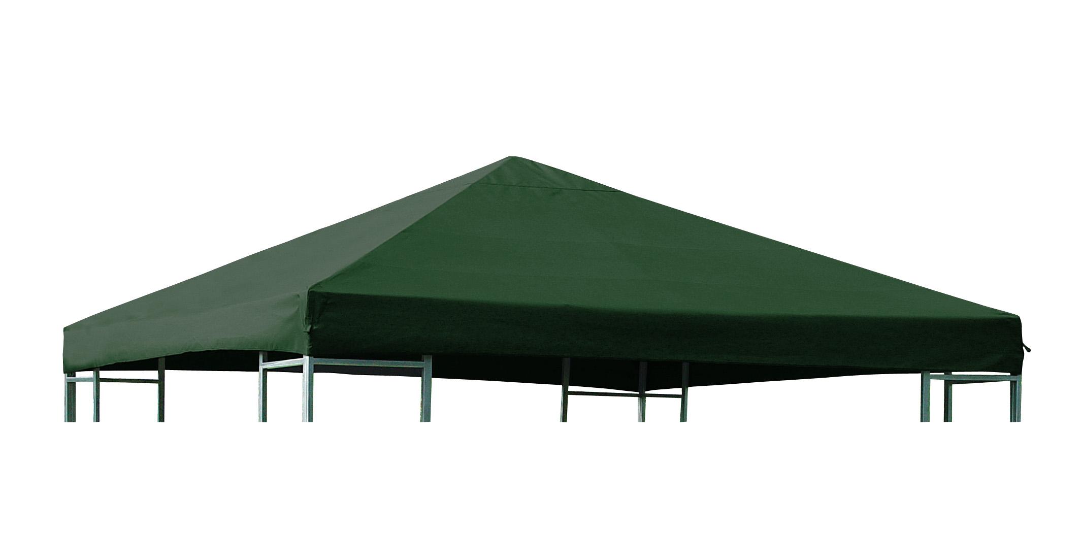 Universal-Ersatzdach für Pavillon 3x3 Meter, grün